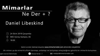 Medipol Libeskind'ı konuşuyor!