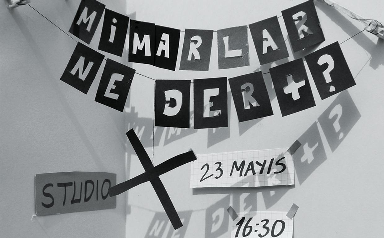 Mimarlar Ne Der +? Forum'u