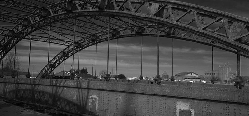 Vauxhall Bridge arch