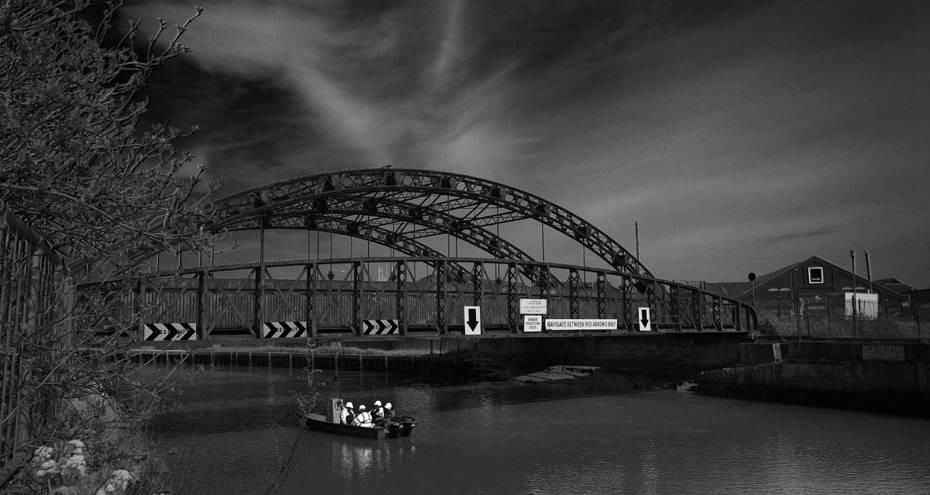 Vauxhall Bridge in 2012, Derek Jackson