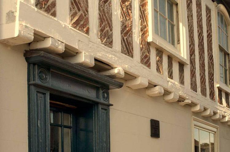 No. 33 Baker Street after restoration (Derek Jackson, 2011)