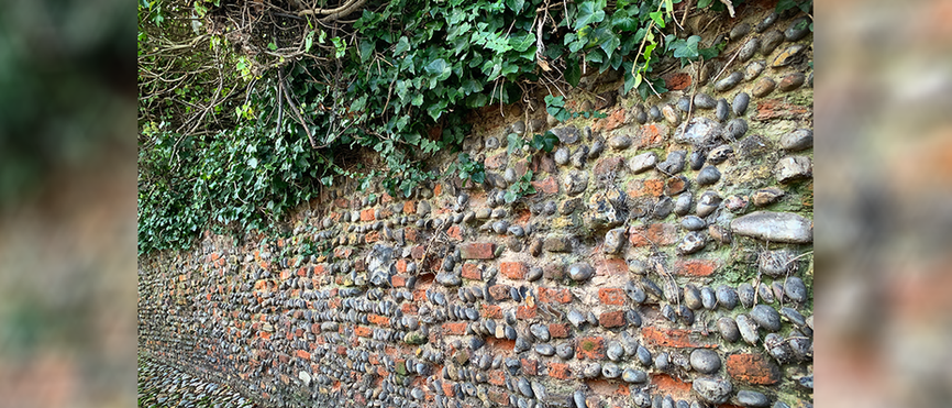 Mariner's Score - historic wall