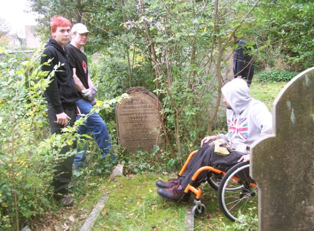 Friends of Great Yarmouth Cemeteries
