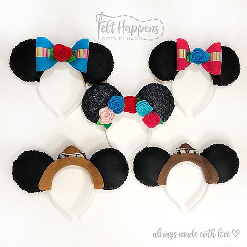 Fiesta Mouse Ears