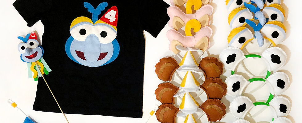 Muppet Baby Party Package