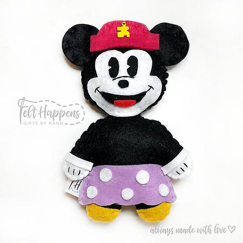 Minnie Mouse Stubby