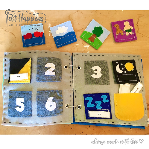 Seven Days of Creation Activity Page