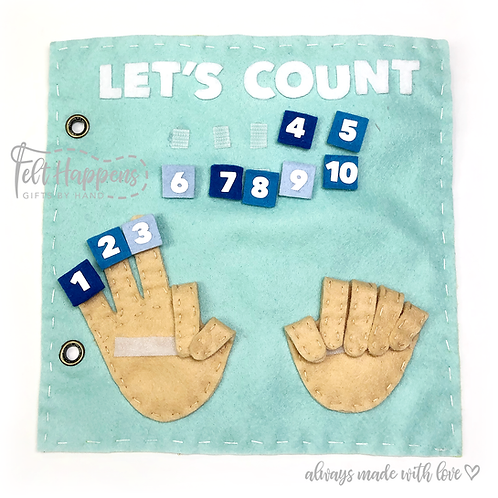 Let's Count Activity Page