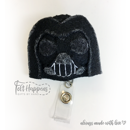 Darth Vader Badge Holder