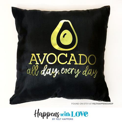 Avocado Pillow Cover