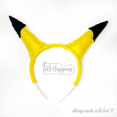 Pikachu Headband