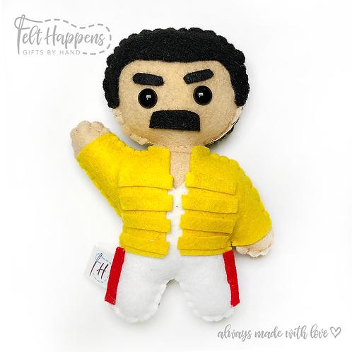 Freddie Mercury Stubby
