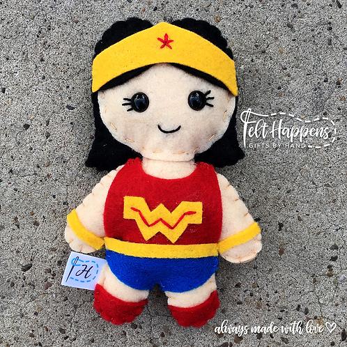 Wonder Woman Stubby