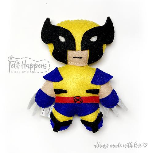 Superhero Mutant Stubby