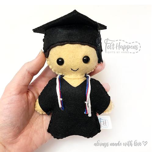 Graduate Lookalike Stubby