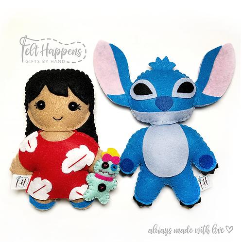 Lilo & Stitch Stubby