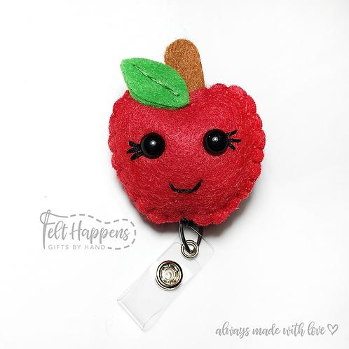 Apple Badge Holder