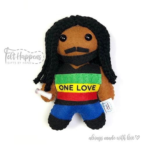 Bob Marley Stubby