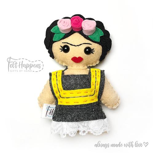 Frida Kahlo Stubby