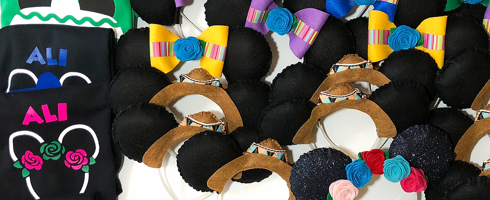 Fiesta Minnie/Mickey Party Package