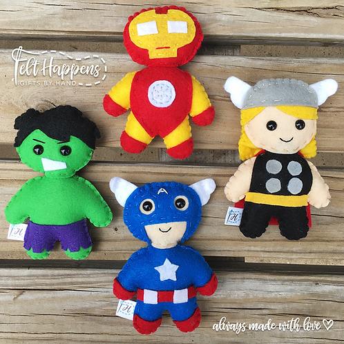 Avengers Stubbies