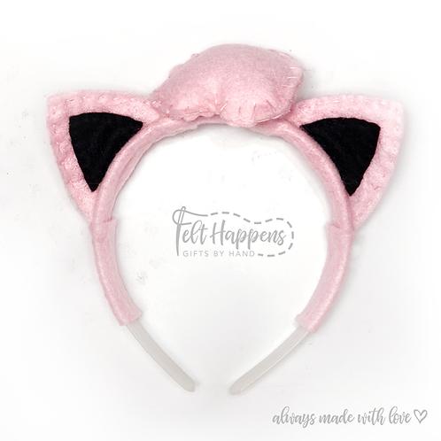 Jigglypuff Headband