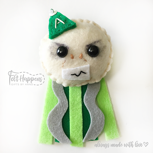 Voldemort Party Pin