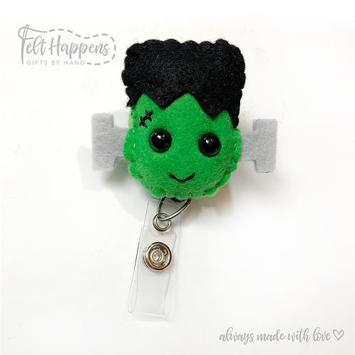 Frankenstein Badge Holder