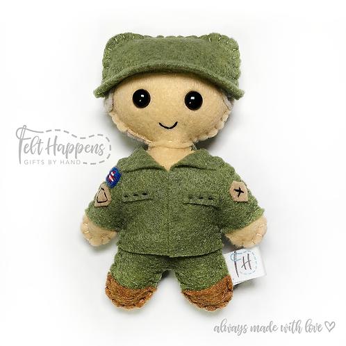 Army Lookalike