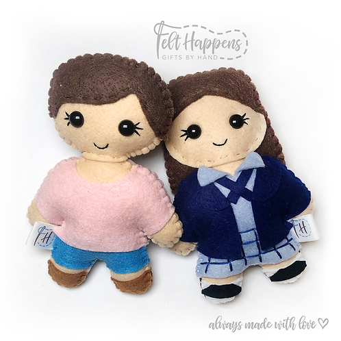 Gilmore Girls Stubby