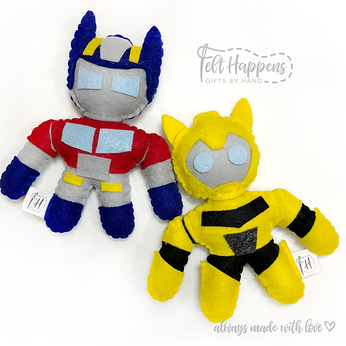 Transformers Stubby