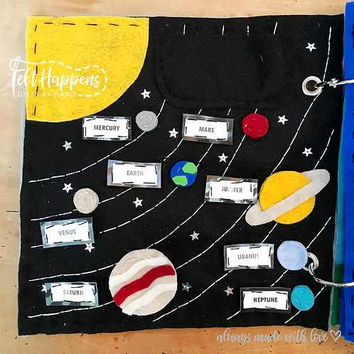 Solar System Activity Page
