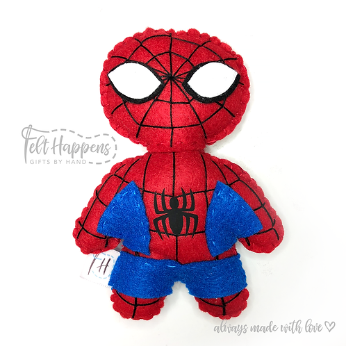 Spiderman Stubby