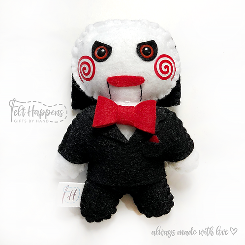 Billy the Puppet Stubby