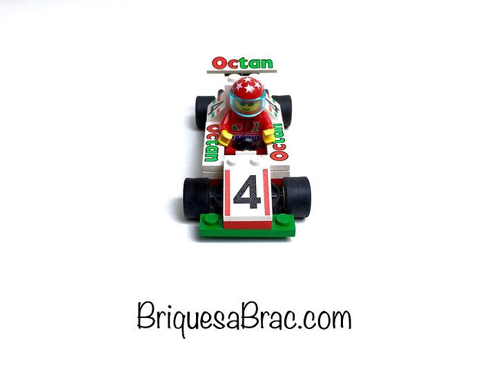 LEGO ® CLASSIC TOWN 6546 Slick Racer