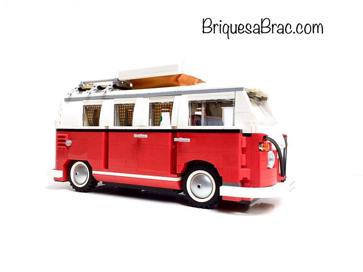 LEGO ® CREATOR EXPERT 10220 Volkswagen T1 Camper Van (VW Bus)