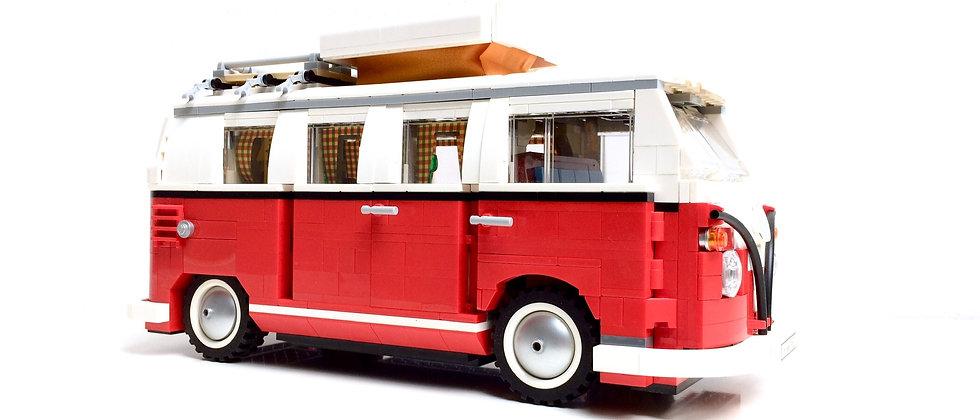 LEGO ® CREATOR EXPERT Volkswagen T1 Camper Van (VW Bus)