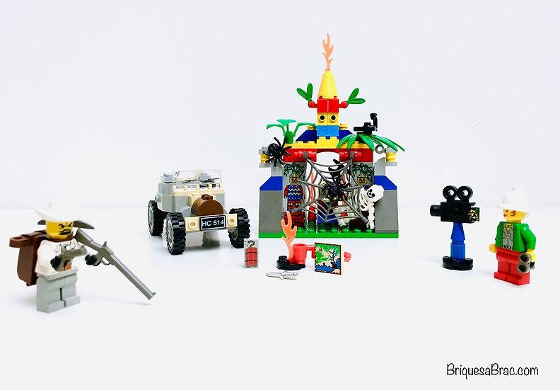 LEGO® ADVENTURERS 5936 Spider's Secret