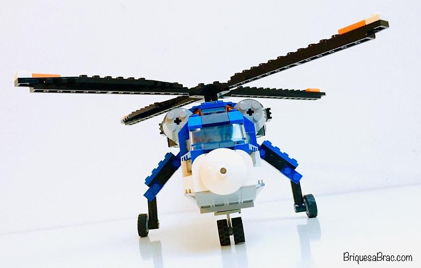 LEGO ® 3EN1 CREATOR 4995 L'hélicoptère Cargo