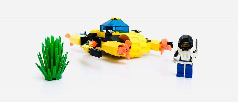 LEGO ® AQUAZONE 6145 / 1748 Crystal Crawler