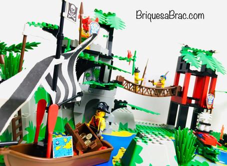 "Gamme Pirates "" ISLANDERS"" chez LEGO"