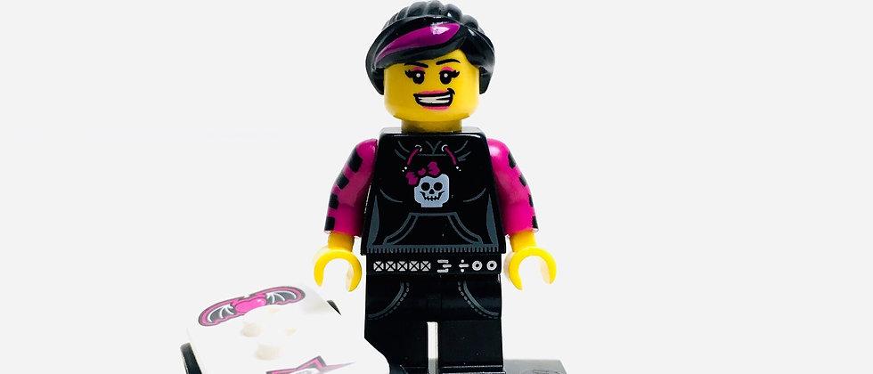 LEGO ® MINIFIGURES SERIE 06 Skater Girl (col06-12)
