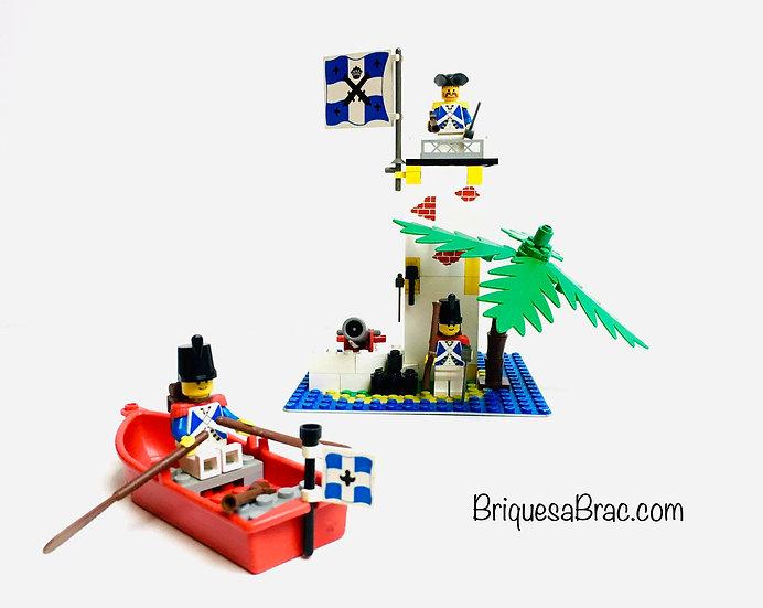 LEGO ® PIRATES 6265 Saber Island