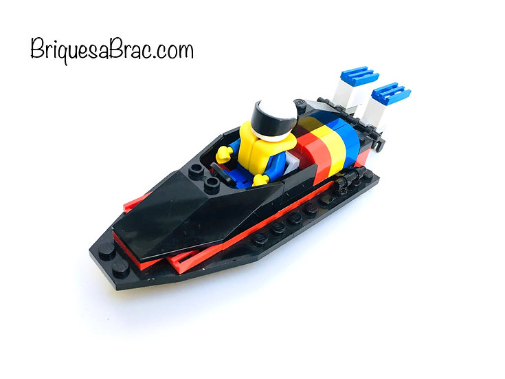 LEGO ® CLASSIC TOWN 6537 Hydro Racer (Occasion)