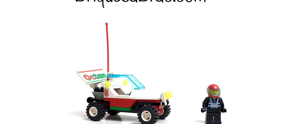 LEGO ® CLASSIC TOWN 6648 Mag Racer