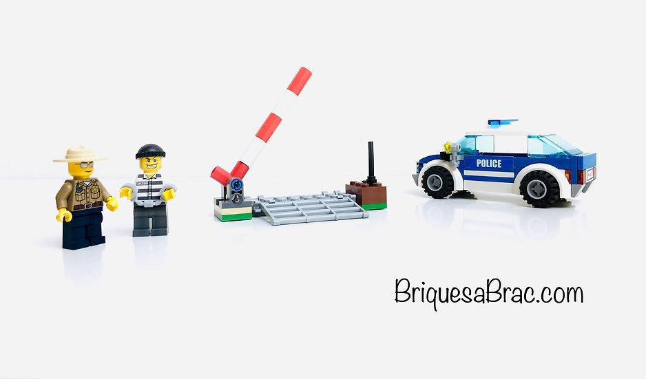 LEGO ® CITY 4436 Patrol Car