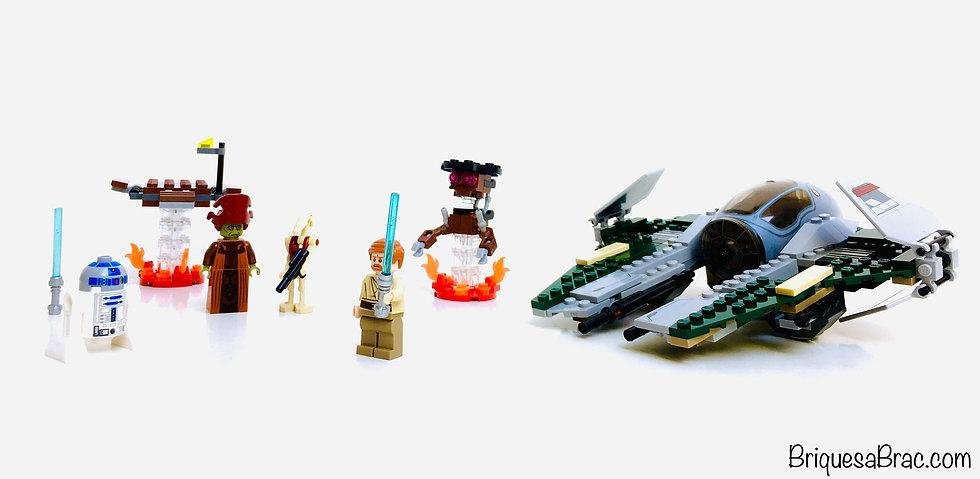 LEGO ® STAR WARS 9494 Anakin's Jedi Interceptor