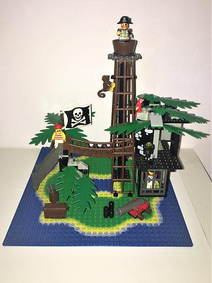 LEGO® 6270 L'île aux Pirates