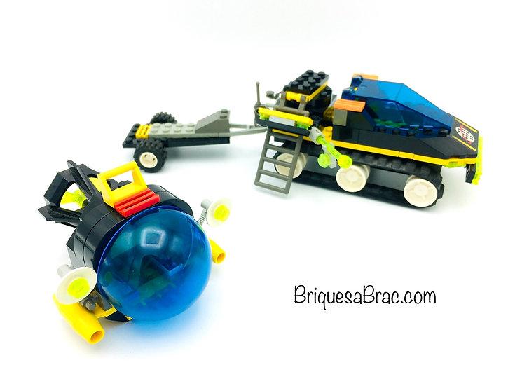 LEGO ® ALPHA TEAM 6774 Alpha Team ATV (Occasion sans Figurines)