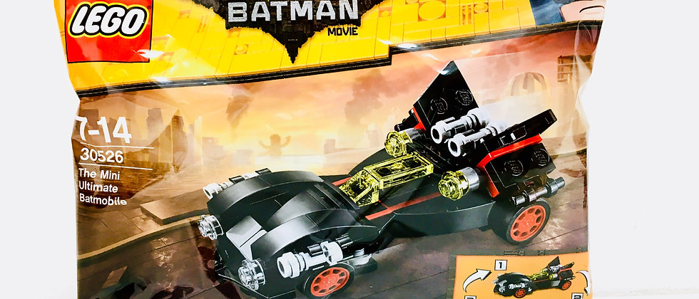 LEGO ® BATMAN 30526 The Mini Ultimate Batmobile
